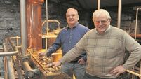 Distilling a whiskey education in Dingle