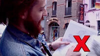 VIDEO: Dubliners try to find counties on a map of Ireland
