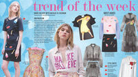 Trend of the week: Natalie B Coleman's AW looks