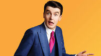 Dubbed the new Graham Norton, comedian Al Porter is one to watch