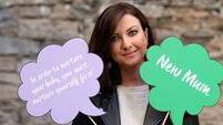Radio DJ Jennifer Maguire speaks about being a new mother