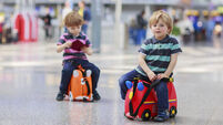 Family-friendly tips when travelling with kids