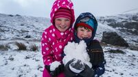 Roads close as snow descends across the country