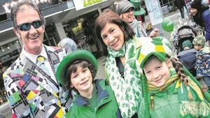 St Patrick's Day parades 2016: Imagine If... Centenary parade looks to the next 100 years