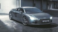 Audi makes history with awesome R8