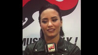 WATCH: Demi Lovato takes 'favourite dish' question way too seriously