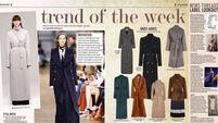 Trend of the week: Long coats