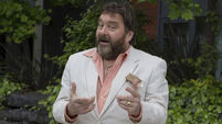 The shape I'm in: Brendan Grace, comedian