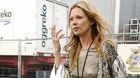 Kate Moss: Everyone's favourite party girl