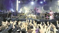 Prince: Uninspiring Cork concert left Leesiders less than impressed in the summer of 1990