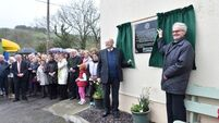 1916 commemoration plaque unveiled in West Cork