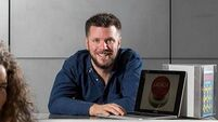 Web Summit co-founder Daire Hickey honoured for career
