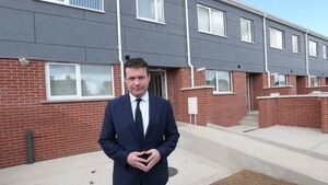 Country's first modular homes in Ballymun are ready for homeless families