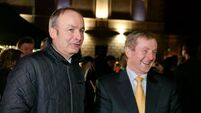 Independents order Enda Kenny and Micheál Martin stop 'pussyfooting' around