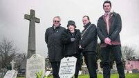 War of Independence hero's ashes come home to Cork