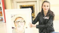Texaco puts young artists in the frame