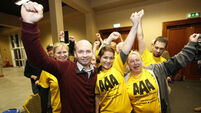 AAA TD Paul Murphy trial date yet to be named