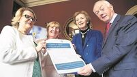 First human rights charter for people with dementia