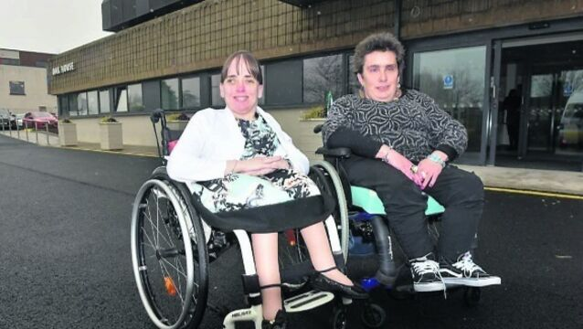 Centre opens for people with physical disabilities
