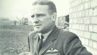 WWII flying ace from Dunmanway to be celebrated at Listowel Military Tattoo