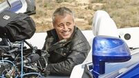 Kerry in full throttle as Matt LeBlanc and 'Top Gear' roll into town
