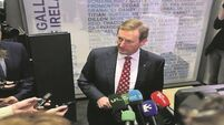 Enda Kenny: Alan Shatter 'did his work well'