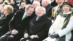 Enda Kenny to travel Stateside for series of 1916 events