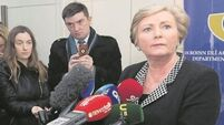 Frances Fitzgerald: No intelligence to suggest increased risk of dissident attacks