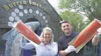 Smoked salmon proves a big catch in charity bid to equip Limerick cystic fibrosis facility