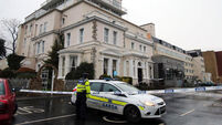 Man charged over Regency Hotel murder
