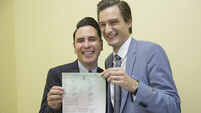 Roscommon said 'No' but same-sex couples say 'I do'