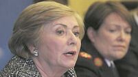 Frances Fitzgerald: 'Commissioner will clarify issues'
