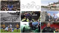 Catch-up with what you've missed with our morning briefing