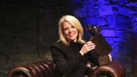 Sarah Crossan awarded Best Children's Book for 'One'