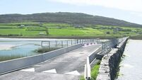 Many storm-damaged West Cork bridges and roads await repair