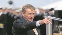 Enda Kenny back as Taoiseach by the smallest of margins