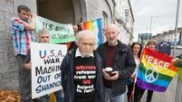 Activists ordered to stay out of Co Clare