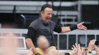 Bruce Springsteen in Dublin: Thunderous applause greets the Boss at Croker