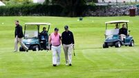 Joe Biden: Politics is going better than my golf
