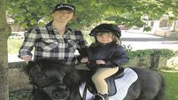 Famous names of horse racing join school fundraiser for autism unit