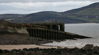 Work carried out on deadly Buncrana Pier