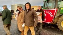 'Completely unjustified stunt': Meat Industry Ireland slams farmers' protest