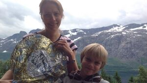 Norwegian family find treasure in balloons from West Cork