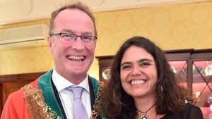 Des Cahill elected Lord Mayor of Cork two years after losing business