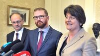 Brexit: North's constitutional status secure, says DUP leader Arlene Foster