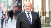 Michael Noonan won't use 26.3% rate for budget