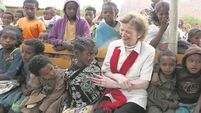 Mary Robinson: World's poorest pay the price for our emissions