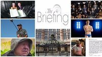 Catch-up with what you've missed today with our evening briefing
