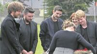 Kodaline surprise mourners with appearance at fan's funeral Mass