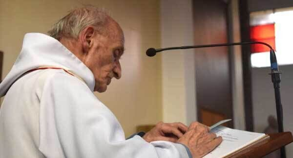 Fr Jacques Hamel's throat was slit in his own church